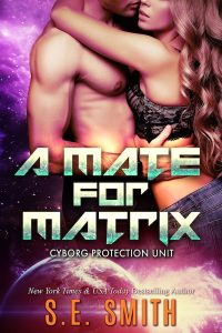 A Mate For Matrix: Cyborg Protection Unit